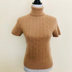 Brooks Brothers Cashmere-blend Knit Turtleneck